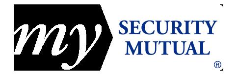 My Security Mutual logo - Link to Customer Portal Login