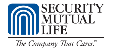 Security Mutual life, the company that cares, link to homepage