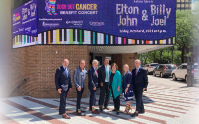 Sock Out Cancer® Benefit Concert Plans to Raise $100,000 for Syracuse-Area Cancer Patients
