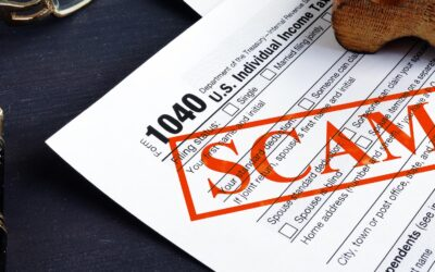 """The IRS Announces """"Dirty Dozen"""" Tax Scams for 2021"""